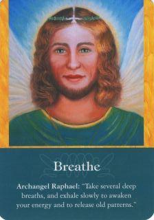 Archangels - Doreen Virtue cards
