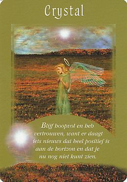 Boodschappen van de Engelen Orakel kaarten van Doreen Virtue