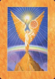 archangel oracle - Doreen Virtue cards