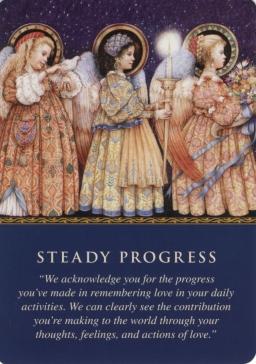 Gestage Vooruitgang