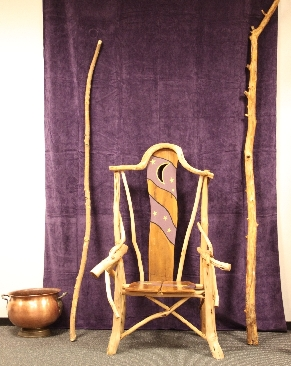 Wicca Ervaring Weekend Wishing Chair
